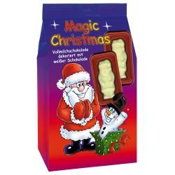 Weihnachtstäfelchen Magic Christmas 150 g