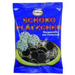 Schokoladen-Plätzchen